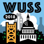 icon for WUSS 2018, link to WUSS 2018 website content
